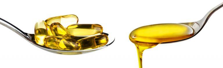 omega-3 oil vs capsules